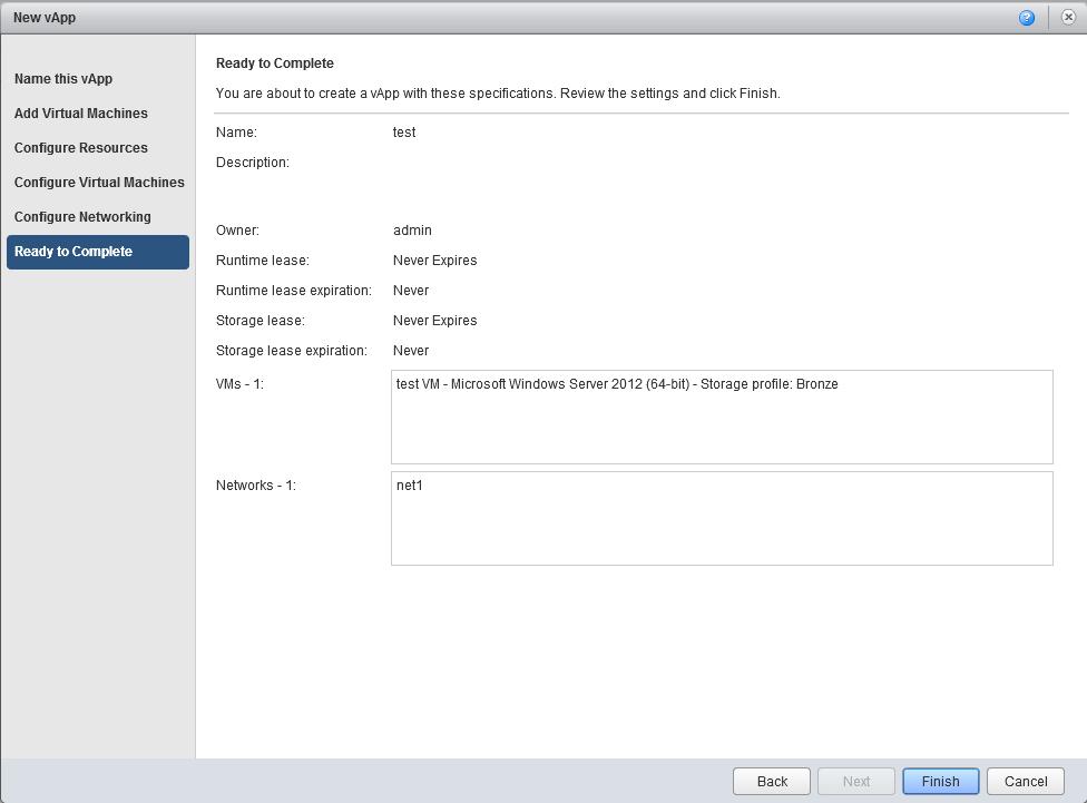 Использование сетевой карты VMXNET3