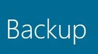 backup windows8